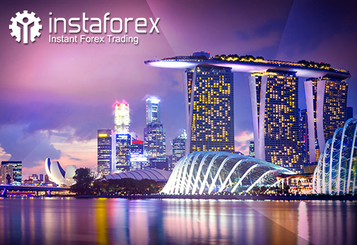 InstaForex invites clients to ShowFx Asia event in Singapore