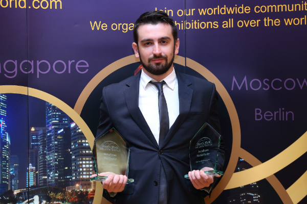 InstaForex wins Web Trader and Mobile Trade awards