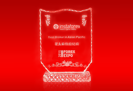 InstaForex – Best Broker in Asia Pacific 2015