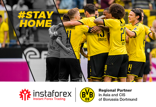 """We are ready to announce winners of """"Stay home"""" contest The """"Stay home"""" contest gained support from the sports stars, InstaForex"""