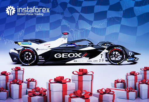 Is there a reason? Yep, a big one! To celebrate the extension of our partnership with Dragon Racing, InstaForex announces