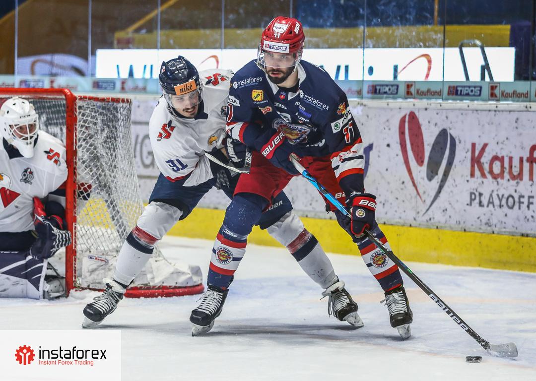 """ХКМ «Зволен» под спонсорством ИнстаФорекс выиграл Чемпионат Словакии! Хоккейный клуб """"Зволен"""" выиграл Чемпионат Словакии."""