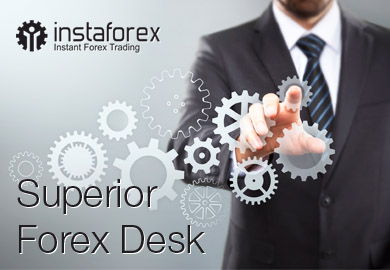 Superior Forex Desk is new software product for InstaForex traders