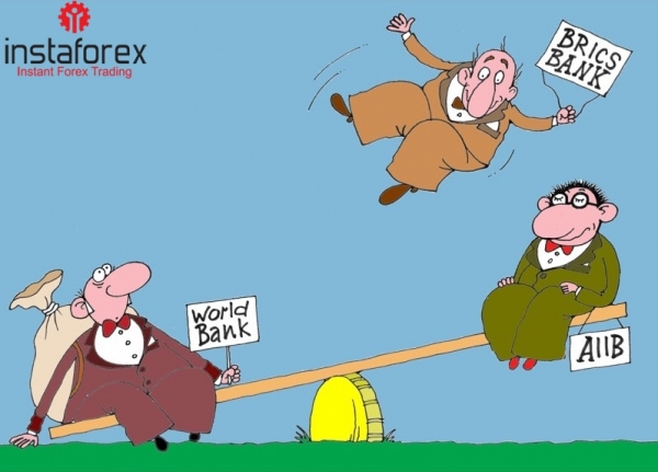 A few days ago, the BRICS association of emerging economies launched another financial institution considered to be an alternative to the World Bank, the International Monetary Fund, and the like.  The New Development Bank (NDB) was created soon after... <a href=https://www.instaforex.com/forex_humor/forex_image.php?id=19115>&raquo; Read more</a>