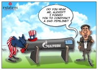 The US authorities have avowed for the first time that they do not like the project plan of a new Russian-Turkish gas pipeline &quot;Blue Stream&quot;. Earlier, such statements could be heard from manufacturers only, currently, officials have joined a... <a href=https://www.instaforex.com/forex_humor/forex_image.php?id=17625>&raquo; Read more</a>