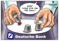 Deutsche Bank AG was ordered had to pay a massive penalty for its role in manipulating Libor interest rates (the London Interbank Offered Rate). The US and UK supervisory authorities filed a lawsuit against Germany's biggest lender. Investigators managed... <a href=https://www.instaforex.com/forex_humor/forex_image.php?id=17381>&raquo; Read more</a>