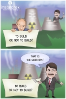 The EU has blocked Hungary&rsquo;s nuclear deal with Russia. The two countries agreed to build two megawatt nuclear reactors in the town of Paks, Financial Times reported. Euratom refused to approve Hungary&rsquo;s plans to import nuclear fuel from Russia.... <a href=https://www.instaforex.com/forex_humor/forex_image.php?id=16571>&raquo; Read more</a>