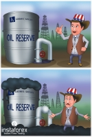 Oil storage tanks and inventories are likely to fill up soon on the background of the fact that global crude oil supply is running around 1.5 million barrels a day above demand. The US oil store has already hit the highest level in more than 80 years... <a href=https://www.instaforex.com/forex_humor/forex_image.php?id=16470>&raquo; Read more</a>