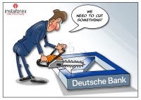 Deutsche Bank, Germany's biggest lender, has decided to reduce costs significantly. As reported, the German bank as part of the financial and structural programme intends to close up to 200 high-street branches. The process of winding up will be finished... <a href=https://www.instaforex.com/forex_humor/forex_image.php?id=17471>&raquo; Read more</a>