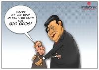 Recent negotiations of the Russian President Vladimir Putin and the Chinese leader Xi Jinping in Moscow became a subject for discussions all over the world. The meeting has already been called a landmark, as a wide range of agreements in the trade, economic... <a href=https://www.instaforex.com/forex_humor/forex_image.php?id=17656>&raquo; Read more</a>