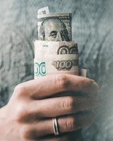 Доллар США потерял 11 копеек