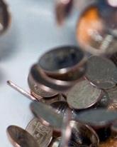 17 апреля доллар снижается на 4 копейки