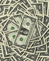 Сегодня доллар подорожал на 20 копеек