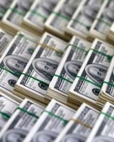 Сегодня доллар снизился на 15 копеек