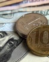 Доллар сократился на 28 копеек в среду