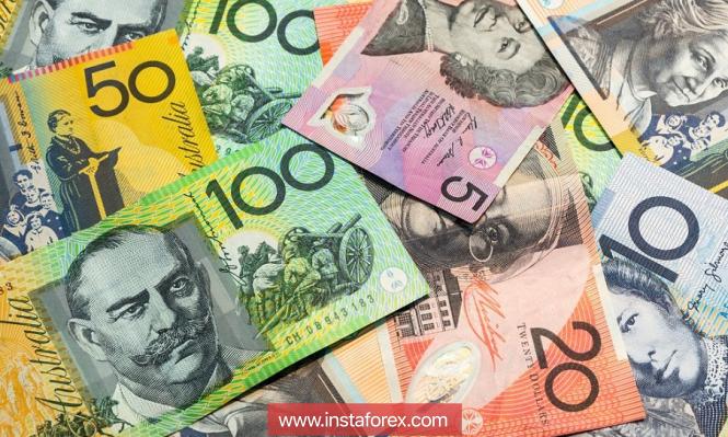 Австралийский доллар снижается на фоне слабых данных по экономике Китая