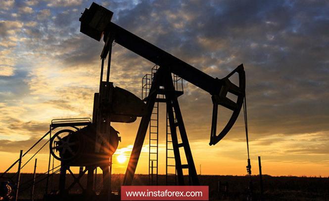 Нефть дешевеет на сигналах из Саудовской Аравии и США