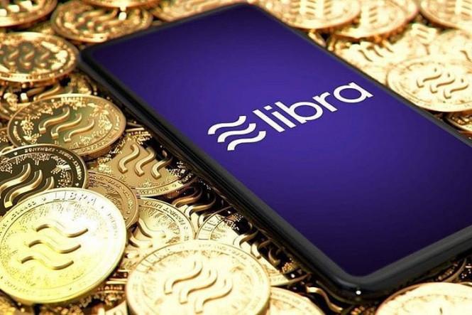 Cryptocurrency Libra puts