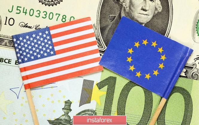 EUR/USD. Штиль перед бурей: пара застыла во флете на фоне противоречивой статистики