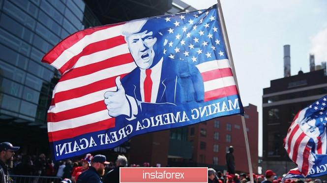 EUR/USD: гнев Трампа, падение трежерис и рост юаня
