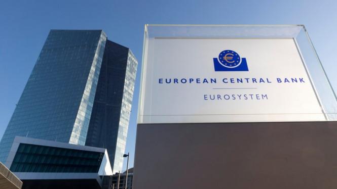 В ЕЦБ уверены, замедление роста происходит в основном из-за внешних факторов