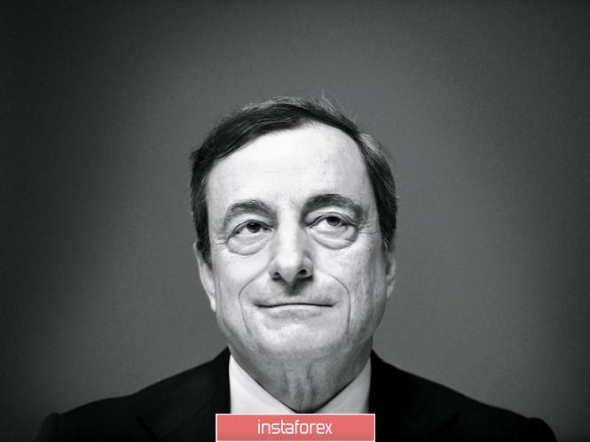 EUR/USD. Глава ЕЦБ Марио Драги: Show Must Go On