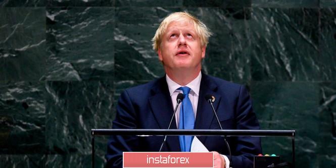 GBP/USD. Фунт под ударом: в Великобритании усугубляется политический кризис