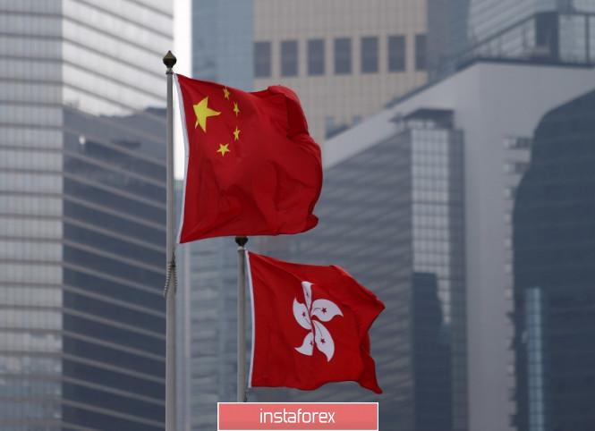 EURUSD: гонконгский вопрос и ожидание «минуток» ФРС