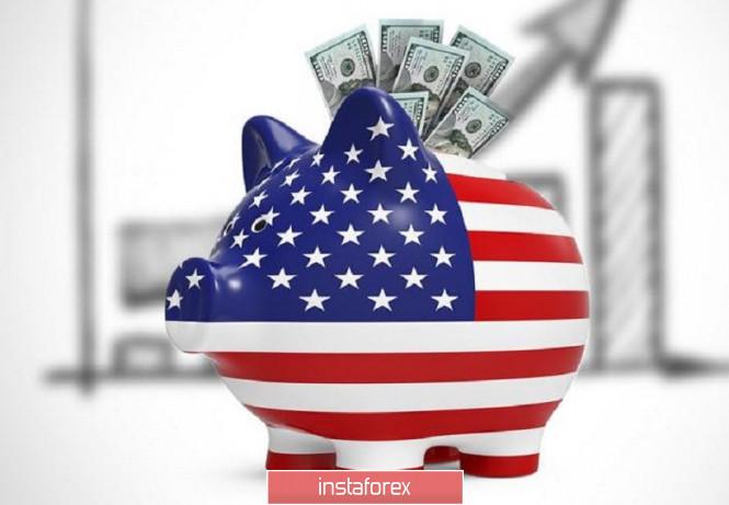 EURUSD: рост американской экономики и «ложка дёгтя» для долларовых быков