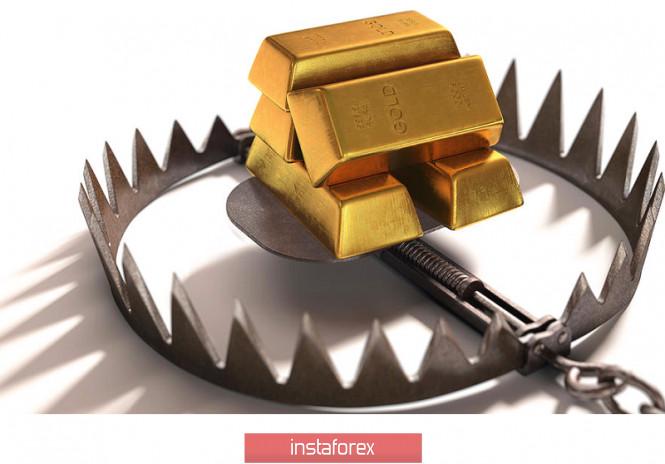 Gold - take profit!