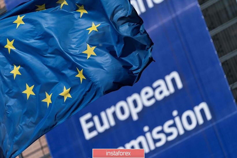 EUR/USD. Антикризисная программа Еврокомиссии: «таблетка оптимизма» действовала недолго