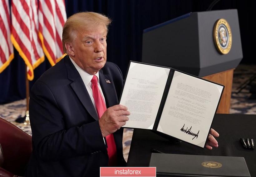 «Ход конём»: сомнительные указы Трампа в обход Конгресса оказали давление на доллар