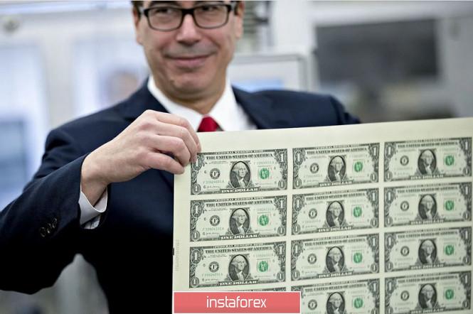 analytics5f318ccc4f575 - EUR/USD. Мнучин спешит на помощь: министр финансов США удержал доллар на плаву