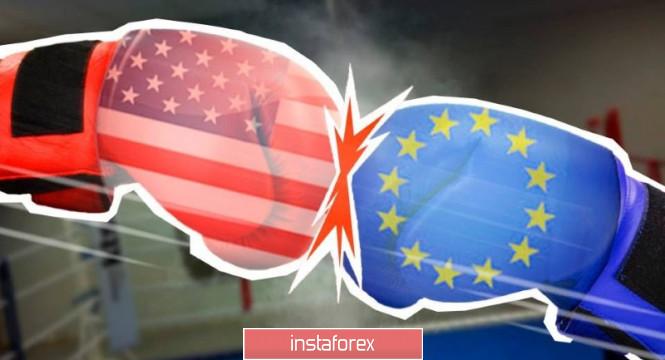 analytics5f58803204185 - EURUSD: Евро останется под давлением. В ЕС пытаются добиться снижения торговых пошлин со стороны США на ряд товаров