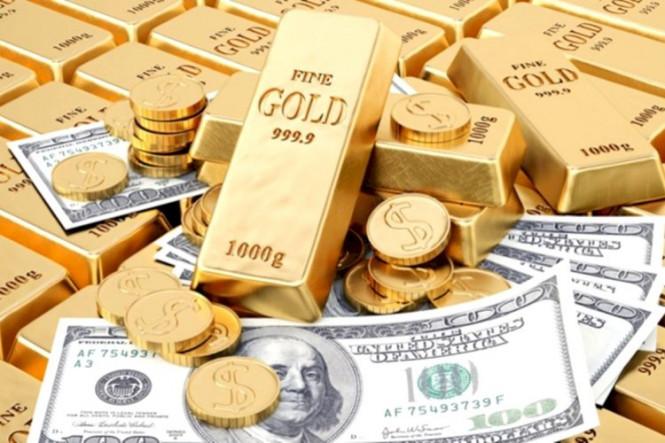 Rising dollar stumbled over gold